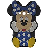 Minnie Mouse Design Soft Silicone Back Case Cover For SAMSUNG GALAXY GRAND 2 G 7106
