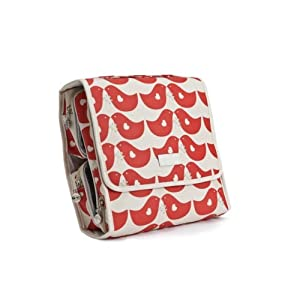 Apple & Bee Carry All Traveler - Lovebirds Red