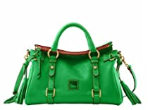 Dooney & Bourke Florentine Mini Satchel, Kelly Green