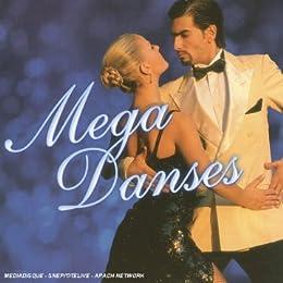 Mega Danses 2005 [Import Anglais]