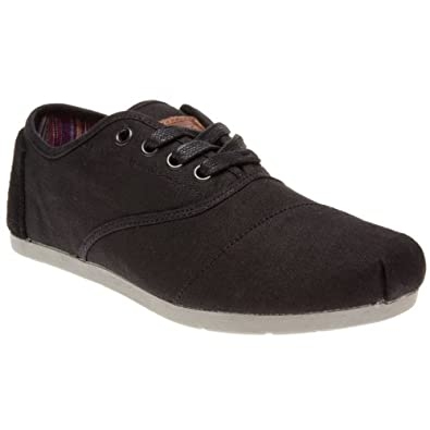 Toms - Mens Black Alden Cordones Shoes, Size: 14 D(M) US, Color: Black