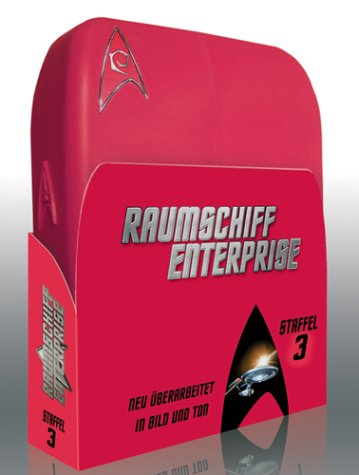 Star Trek - Raumschiff Enterprise (Classic, Staffel 3, 7 DVDs)
