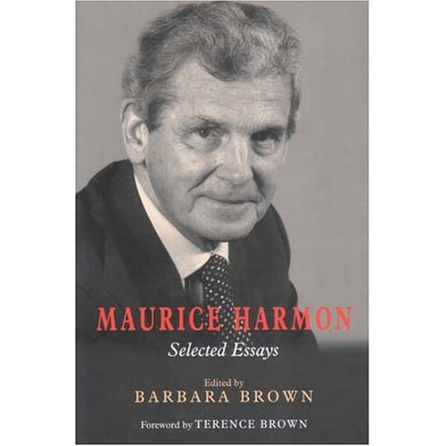 Maurice Harmon: Selected Essays