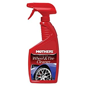 Mothers 05924 Foaming All Wheel & Tire Cleaner - 24 Fl.oz