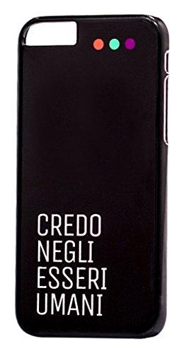 Marco Mengoni - Cover Samsung S3 Esseri Umani Accessori, unisex, nero, Taglia unica
