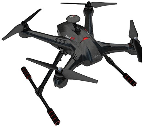 Walkera Scout X4 Carbon RTF FPV1 Edition Flight