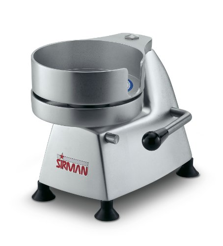 Sirman SA 130 Manual Patty Presses, 5-Inch Diameter Mold