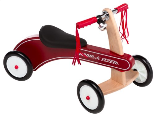 Check Out This Radio Flyer Classic Tiny Trike