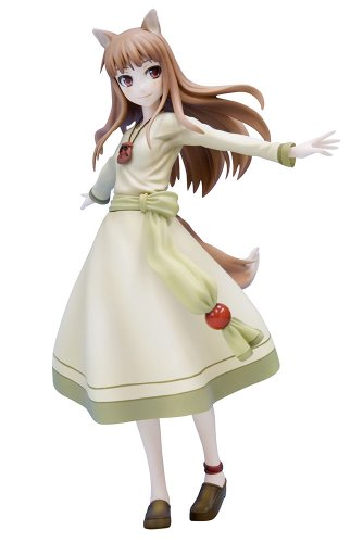 Holo Spice Renewal Package Version and Wolf (1/8 Scale PVC Figure) (Spice And Wolf Figure compare prices)