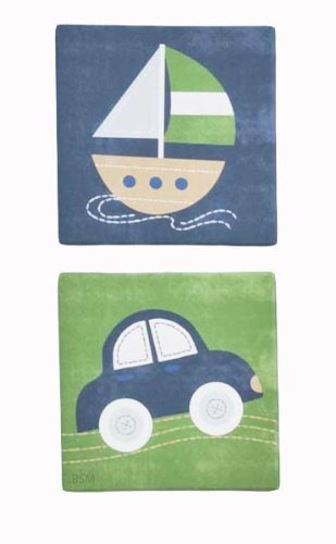 Kids Line Canvas Wall Art - Cambridge - 1