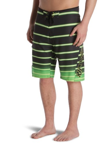 Rip Curl Mirage Flex MF Sonar Board Men's Shorts Green W28 IN