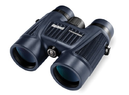 Bushnell H2O Waterproof/Fogproof Roof Prism Binocular, 8 X 42-Mm, Black Size: 8 X 42-Mm