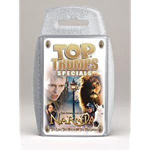 Top Trumps Chronicles of Narnia