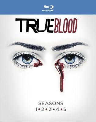 True Blood: Season 1-5 [Blu-ray]