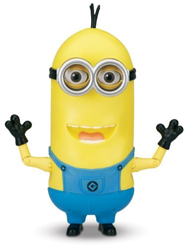 Despicable Me 2 Minion Tim The Singing Action Figure by Thinkway