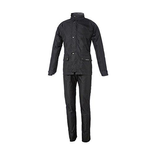 TUCANO URBANO Set Diluvio Light Giacca e Pantalone Antipioggia Nero XL