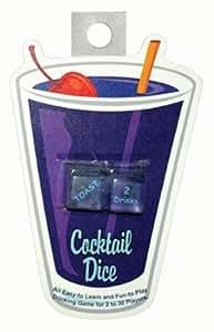 Cocktail Dice: Black Opal