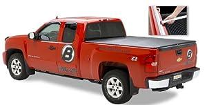 Bestop 15125-01 ZipRail Truck Tonneau Cover for Ford Ranger Splash/Ranger Flareside, 6' Bed, 1993-2012
