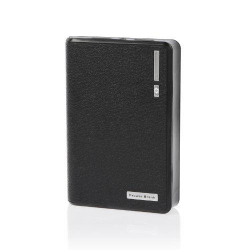 Anmay® Ep-8802 Wallet Shape 20000Mah High Capacity Power Bank Pack Portable External Battery Charger With Led Lighting Function For Iphone 5, 4S, 4, Ipad 4, 3, 2, Mini, Ipods,Samsung Galaxy S4, S3, S2, Note 2; Htc One, Evo, Thunderbolt, Incredible, Droid