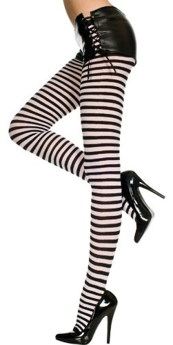 BWD Women's Striped Tights