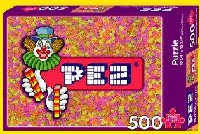PEZ Puzzle 500 Piece Puzzle
