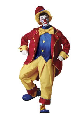 Big Top Clown Costume Adult