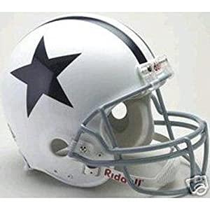Riddell Dallas Cowboys Authentic Proline Throwback Helmet: 1960-1963 Authentic