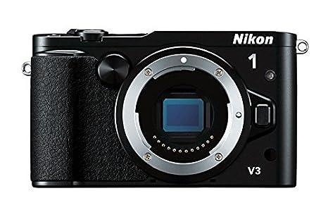 Nikon V3 Appareil Photo Numérique Compact 18.4 Mpix Wi-Fi Noir