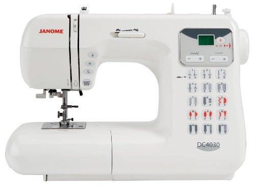 Janome DC4030 Decor Computerized Sewing Machine