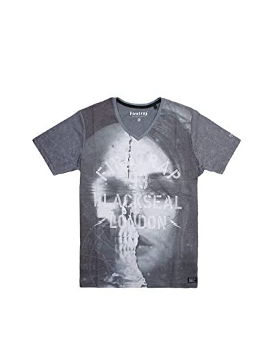 Firetrap T-Shirt Darian grau