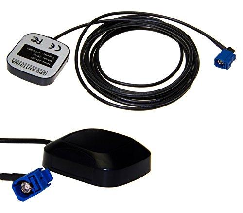 GPS Antenne KFZ Auto Fakra Comand Navi 3m Kabel