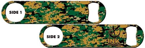 Killer Inked Bottle Opener: Camo Marines (Killer Inked Bottle Opener Camo compare prices)