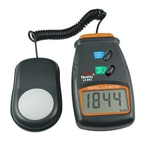 Professional Light Meter LX801 for Hydroponics, Greenhouse, Gardening, Garden Light Intensity Meter