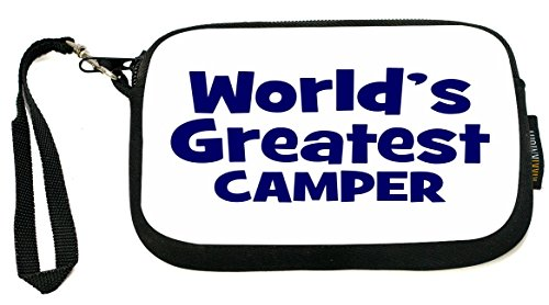 ukbk-blue-worlds-greatest-boss-neoprene-clutch-wristlet-with-safety-closure-ideal-case-for-camera-un