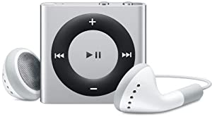 Apple iPod shuffle 2GB シルバー MC584J/A