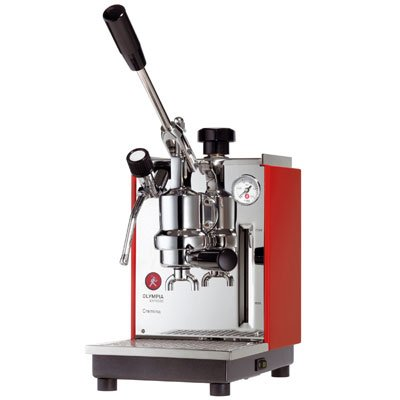Olympia Express Cremina Lever Espresso Machine (Red)
