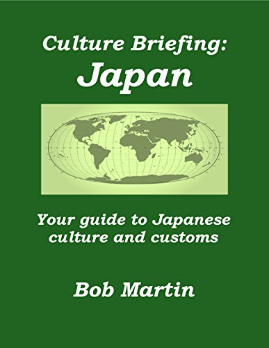 Bob Martin - Culture Briefing Japan: Your guide to Japanese culture and customs (English Edition)