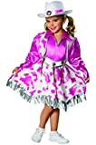 Rubies Let's Pretend Collection Western Diva Costume, Small
