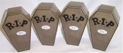 Halloween Candy Container Coffins R.I.P. Set of 4 - Buy Halloween Candy Container Coffins R.I.P. Set of 4 - Purchase Halloween Candy Container Coffins R.I.P. Set of 4 (Ganz, Toys & Games,Categories,Pretend Play & Dress-up)