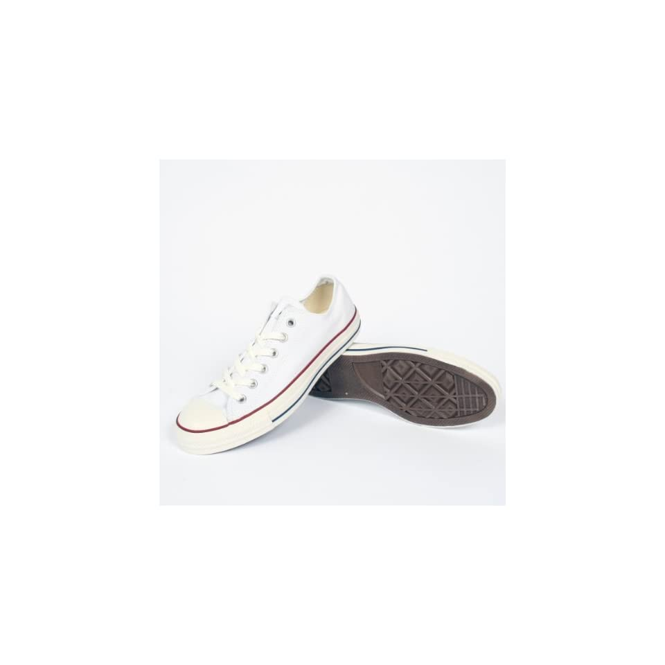 e5416fc9572e12 Converse Chuck Taylor All Star Low Top Unbleached White M9165 on ...
