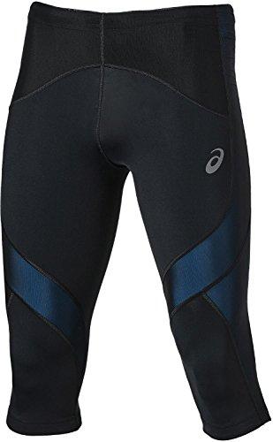 3/4 ASICS Leg Balance gli uomini stretti Blue-Black