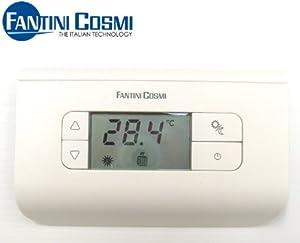 Termostato ambiente fantini cosmi ch115 fai da te for Istruzioni termostato fantini cosmi