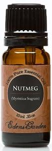 Nutmeg 100% Pure Therapeutic Grade Essential Oil- 10 ml