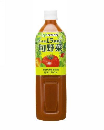 伊藤園 旬野菜 900g×12本