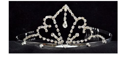 Morris Costumes Tiara 2 1/4 Inch Child Gb51 front-185793