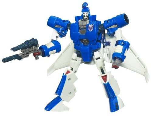 Transformers Generations Deluxe Scourge