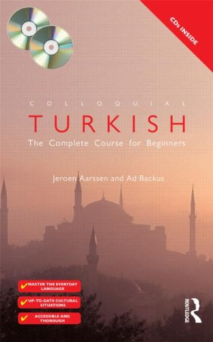 Colloquial Turkish: The Complete Course for Beginners...