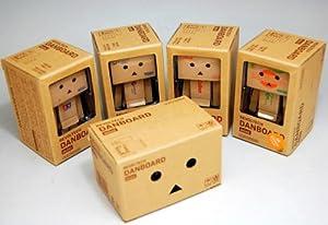リボルテック ダンボー・ミニ REVOLTECH DANBOARD mini よつばと! アニメ 海洋堂 (全5種フルコンプセット)