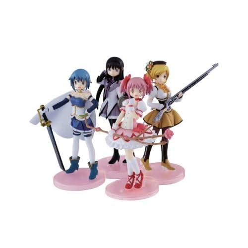 魔法少女まどか☆マギカ 魔法少女コレクション 1BOX (食玩)