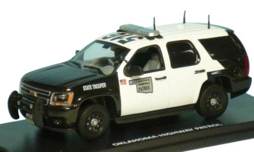 premire-rponse-1-43-2011-chevrolet-tahoe-police-oklahoma-highway-patrol-import-japon